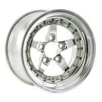 Wheels & Tires - Wheels - Street / Strip - Weld Racing Weldstar RT Polished Wheels