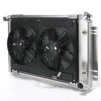 Cooling & Heating - Radiators - Be Cool Direct Fit Modules