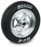 Wheels & Tires - Tires - Moroso DS-2 Front Tires