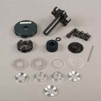 Vacuum Pumps and Components - Vacuum Pump Pulleys - Moroso Performance Products - Moroso BB Chevy Vacuum Pump Drive Kit