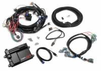 Fuel Injection System Components - Engine Management System - Holley Performance Products - Holley HP EFI ECU & Harness Kit, GM LS2
