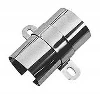 Ignition Coils Parts & Accessories - Ignition Coil Covers - Trans-Dapt Performance - Trans-Dapt Ignition Coil Cover - and Bracket - Chrome