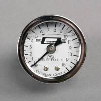 Mr. Gasket - Mr. Gasket Fuel Pressure Gauge - 1.5 in. Diameter - Image 2