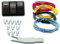 Nitrous Express - Nitrous Express Toggle Switch Panel - Image 2
