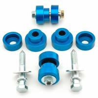 Chevrolet Nova - Chevrolet Nova Chassis Components - Global West - Global West Body Mount Bushing Kit w/ Global West Subframe Connectors - GM - 1967-69 Camaro/Firebird, 1968-74 Nova