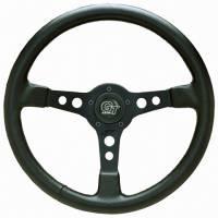 """Street Performance / Tuner Steering Wheels - Grant GT Steering Wheels - Grant Steering Wheels - Grant Formula Gt Steering Wheel - 15"""" - Black"""