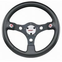 """Street Performance / Tuner Steering Wheels - Grant GT Steering Wheels - Grant Steering Wheels - Grant Performance GT Steering Wheel - 13 3/4"""" - Black"""