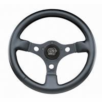"""Street Performance / Tuner Steering Wheels - Grant GT Steering Wheels - Grant Steering Wheels - Grant Formula GT Steering Wheel - 12"""" - Black"""
