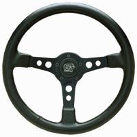 """Street Performance / Tuner Steering Wheels - Grant GT Steering Wheels - Grant Steering Wheels - Grant Formula GT Steering Wheel - 14"""" - Black"""