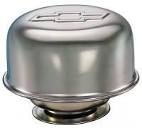 Crankcase Breathers - Breathers - Proform Performance Parts - Proform Oil Breather Cap - Bow Tie Emblem - Twist-On