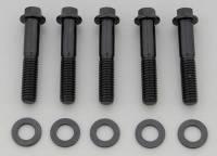 "Stainless Steel Bolts - 3/8""-16 Stainless Steel Bolts - ARP - ARP Bolt Kit - 6 Point (5) 3/8-16 x 2.000"