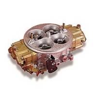 Drag Racing Carburetors - 750 CFM Drag Carburetors - Holley Performance Products - Holley Dominator Carburetor - 4 bbl.