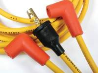 Accel - ACCEL Universal Fit Super Stock 7mm Copper Spark Plug Wire Set - Yellow - Image 2