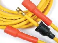 Accel - ACCEL Universal Fit Super Stock 7mm Suppression Spark Plug Wire Set - Yellow - Image 2