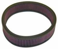 "Air Filter Elements - OE Air Filter Elements - K&N Filters - K&N Performance Air Filter - 12-1/2"" x 2-3/4"" - Mopar 1968-89"