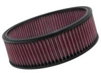 """Universal Round Air Filters - 9"""" Round Air Filters - K&N Filters - K&N Performance Air Filter - 9"""" x 2-7/8"""" - Universal"""