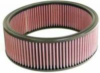 """Universal Round Air Filters - 9"""" Round Air Filters - K&N Filters - K&N Performance Air Filter - 9-5/8"""" x 3-1/4"""" - Universal"""