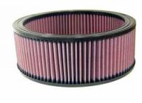 "Air Filter Elements - 11"" Air Filters - K&N Filters - K&N Performance Air Filter - 11"" x 4"" - Universal"
