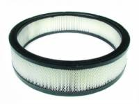 "Air Filter Elements - 9"" Air Filters - Mr. Gasket - Mr. Gasket Air Filter Element - 9 x 2 in."