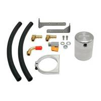 Crankcase Breathers - Air/Oil Separator Tanks - Moroso Performance Products - Moroso Air/Oil Separator Tank Kit - 5.7/6.1L Hemi