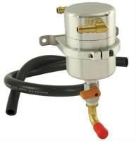 Crankcase Breathers - Air/Oil Separator Tanks - Moroso Performance Products - Moroso Air/Oil Separator