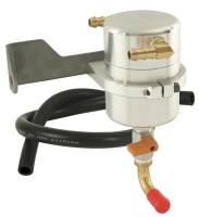 Oil System Components - Air/Oil Separator Tanks - Moroso Performance Products - Moroso Air/Oil Separator - 99-Up GM Truck 4.8/6.0L