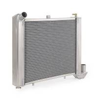Radiators - Be Cool Custom-Fit Aluminum Radiators - Be Cool - Be Cool Direct-Fit Crossflow Radiator w/Standard Transmission - 63-72 Corvette SB