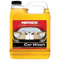 Paint & Finishing - Car Cleaner, Polish & Wax - Mothers Polishes-Waxes-Cleaners - Mothers California Gold Car Wash 64oz