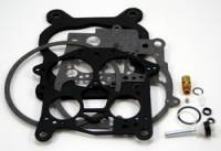 Air & Fuel System - Jet Performance Products - Jet 4M Quadrajet Rebuild Kit - Includes Needle and Seat Assembly / Accelerator Pump / Fuel Filter Gasket / Choke Seals / Gaskets