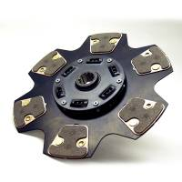 Drivetrain - Centerforce - Centerforce DFX Clutch Disc - Size: 11 in.