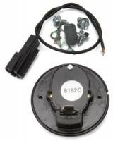 Carburetor Service Parts - Choke Kits - Edelbrock - Edelbrock Performer Series Quadrajet Choke Kit - Converts Hot Air Choke To Electric Choke
