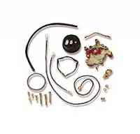 Carburetor Service Parts - Choke Kits - Holley Performance Products - Holley Choke Conversion Kit - Standard Finish