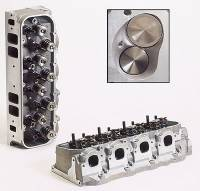 Aluminum Cylinder Heads - BB Chevy - Dart Aluminum Heads - BBC - Dart Machinery - Dart BB Chevy 345cc Pro-1 Head 119cc Rack & Pinion 2.30/1.88 Assembly