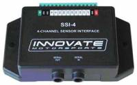 Data Acquisition - Data Acquisition Systems - Innovate Motorsports - Innovate Motorsports SSI-4 4 Channel Simple Sensor Interface