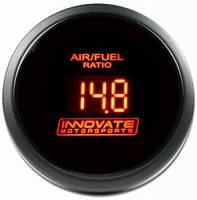 Ignition Systems - Digital Air/Fuel Ratio Meters - Innovate Motorsports - Innovate Motorsports DB-Gauge Red
