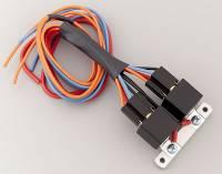 Fuel Pump Parts & Accessories - Electric Fuel Pump Relays - MagnaFuel - MagnaFuel Dual Relay Harness
