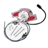 Water Pumps - Electric - Electric Water Pump Service Parts - Meziere Enterprises - Meziere Electric Center Section - Red