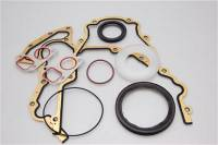 Engine Gasket Sets - Engine Gasket Sets - BB Chevy - Cometic - Cometic Bottom End Gasket Kit - GM LSX Bowtie