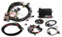 Fuel Injection System Components - Engine Management System - Holley Performance Products - Holley HP EFI Kit for GM LS1/LS6 Engines (BOSCH 02 Sensor)