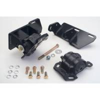 Truck & Offroad Performance - Trans-Dapt Performance - Trans-Dapt Swap Mount Motor Mount - SB ChevyV8 Into 4WD S10 w/ Pads