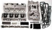 Engine Kits and Rotating Assemblies - Engine Top End Kits - Edelbrock - Edelbrock Power Package Top End Kit - 410 HP