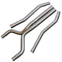 BBK Performance - BBK Performance High-Flow X-Pipe Assembly - 2.75 in. - Image 2