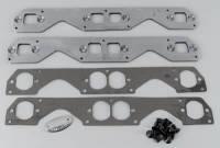 Header Components and Accessories - Header Flanges - Hooker - Hooker Headers Super Competition Flange Kit - SB Chevy Engine