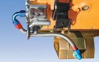 Oil Pumps - Wet Sump - External Engine Oiling Systems - Milodon - Milodon BB Chrysler Oil System Single Line Static