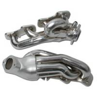 Shorty Headers - Ford 4.6L Modular V8 Shorty Headers - BBK Performance - BBK Performance Tuned-Length Shorty Headers - Chrome