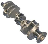Crankshafts - Forged Crankshafts - SB Chrysler - Eagle Specialty Products - Eagle SB Chrysler 360 4340 Forged Crank - 4.000 Stroke
