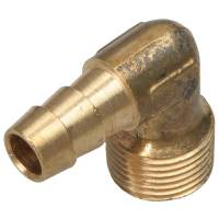 Air & Fuel System - Trans-Dapt Performance - Trans-Dapt Brass Fuel Fitting - 90 Degree