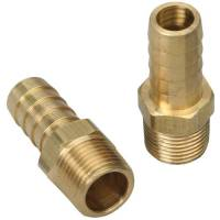 Air & Fuel System - Trans-Dapt Performance - Trans-Dapt Brass Fuel Fitting - Straight