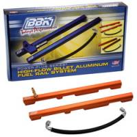 Fuel Injection System Components - Fuel Rails - BBK Performance - BBK Performance High-Flow Fuel Rail Kit - Includes Hardware