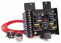 Electrical Wiring and Components - Fuse Blocks - Painless Performance Products - Painless Performance Race Car Fuse Block